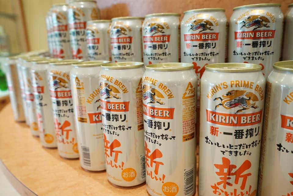 キリンビール取手工場