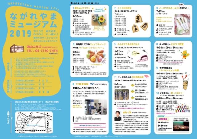 ながれやまミュージアム2019