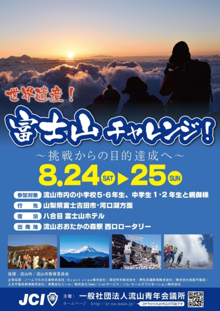 富士山チャレンジ