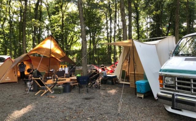 T-Site柏の葉にキャンプ好きが集結 モーニングクルーズ 「アウトドア/キャンプ好きな車」開催。