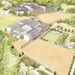 大畔地区新設小・中学校