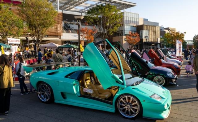 抜群の魅力と圧倒的な存在感「OOTA CAR FES」を彩った名車達。