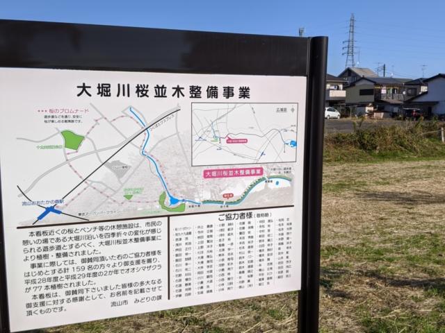 大堀川リバーサイドパーク
