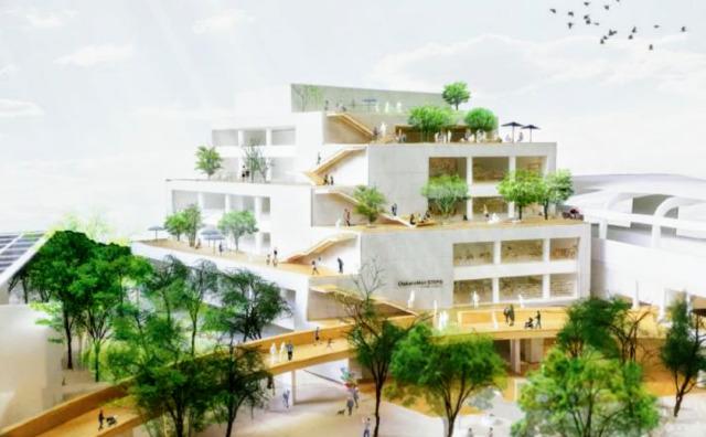 「流山おおたかの森駅」周辺エリアにおける 新規3施設のプレスリリース発表。