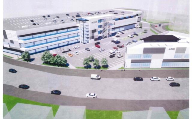 流山おおたかの森駅西に大型ショッピングモール開発予定。