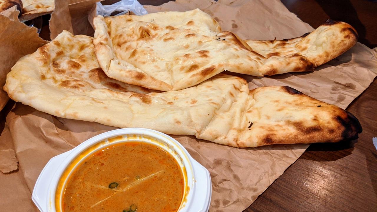 インド・ネパール料理タァバン